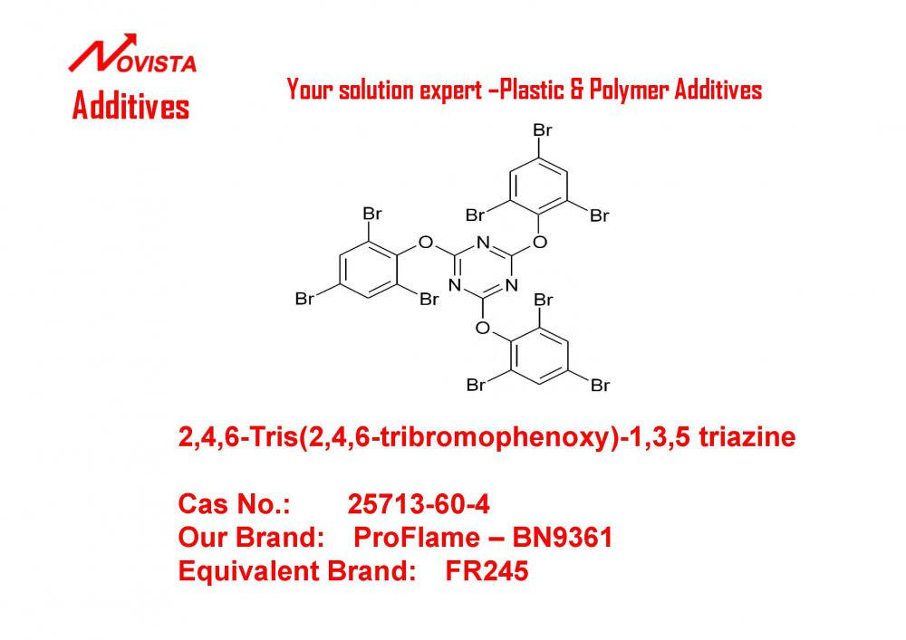 ProFlame FR245 Tri (Tribromophenyl) Cyanurate